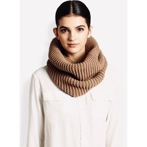 Soft Light Brown Winter Scarf NEW